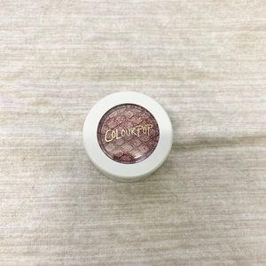 5/$20 Colourpop Eyeshadow in Set to Stun